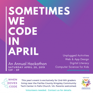 Code In April Hackathon featureimg