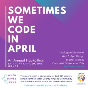 Code In April Hackathon featureimg